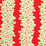 Ginger Snap - Garland in Red