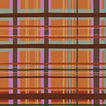 New Vintage - Plaid in Marmalade