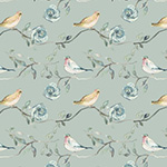 Bloom Beautiful - Birdsong in Sage