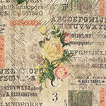 Eclectic Elements - Rose Parcel in Multi
