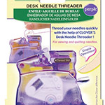 Desk Needle Threader (Purple)