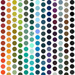 Spectrum Digital Prints - Indah Colour Chart Panel