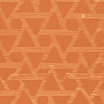 Indah Batiks - Textured Diamonds in Apricot