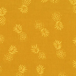 Indah Batiks - Pineapples in Honeysuckle