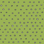 Pixies - Square Dot Blender in Lime
