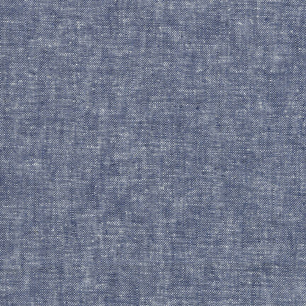 Essex Yarn Dyed - Denim - Click Image to Close
