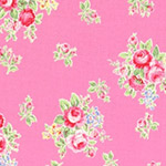 Flower Sugar - Medium & Small Flowers in Pink