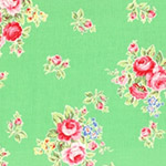 Flower Sugar - Medium & Small Flowers in Green