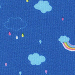 Minny Muu - Rainbow in Dark Blue