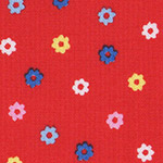 Minny Muu - Flowers in Red