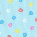 Minny Muu - Flowers in Sky Blue