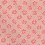 The English Garden - Floral Dot in pink