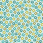 Monsoon - Square Spot in Turquoise