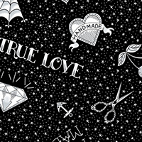 True Love - Flash in Black