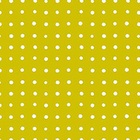 Around Town - Small Dots in Mustard