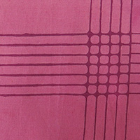 Alison Glass - Chroma - Plaid in Plum