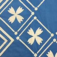 Handcrafted Patchwork - Tile in Cornflower