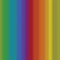 Essential Gradations - Rainbox Spectrum in Rainbow
