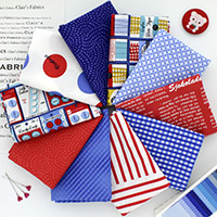 Habby Shop - 10 Fat Quarter Bundle