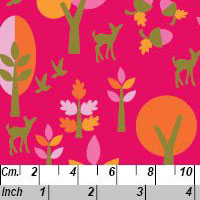Bambi Forest in Pink