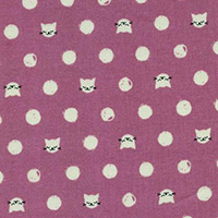 Cat Lady - Friskers in Lavender