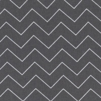 Zig Zag in Charcoal