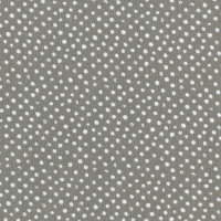 Mini Confetti Dot in Charcoal