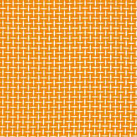 Ella's Basics - Grid in Orange
