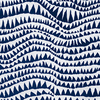 Spring 2017 - Brandon Mably - Sharks Teeth in Blue
