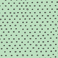 Pixies - Square Dot Blender in Seafoam
