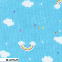 Minny Muu - Rainbow in Sky Blue