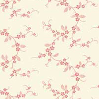 Lucy's Collection - Tiny Flower Chains in Light Pink