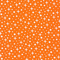 Rhoda Ruth - Starlight in Orange