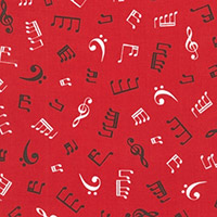 In Tune - Music in Red