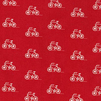 London Calling 6 - Bicycles in Red