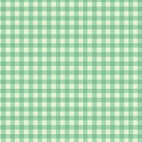 Trixie - Gingham in Aqua