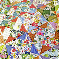 Primavera - Quilt Pattern by Christine Vlasic
