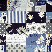 Marguerite Collection in Cool Blue