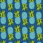 Cuban Beat - Party Pineapple in Ocean
