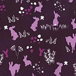 House of Hoppington - Frolic in Plum
