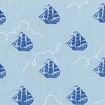 Peter Pan - Jolly Roger in Cloud