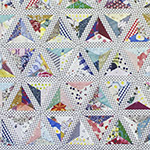Jean Irene - Quilt Pattern and template