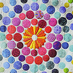 Radiating Circles - Quilt Pattern