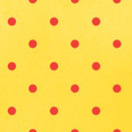 Alphabet Story - Red Dots on Yellow