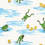 Puddle Jumpers - Jumping Frogs in Multi