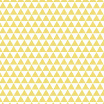 Riley Blake Designs - Boy Triangles in Yellow
