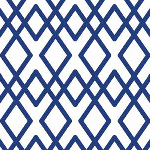 Lula Lattice Blue