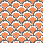 Lula Scallop Orange