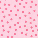 Remix - Scattered Dots in Blush