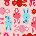 Urban Zoologie - Bunnies in Blush